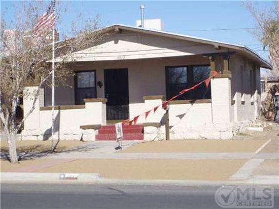 3513 Fort Blvd, El Paso, TX 79930