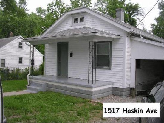 1517 Haskin Ave, Louisville, KY 40215