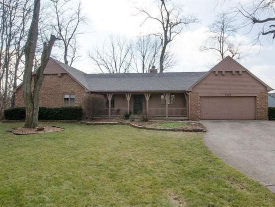 7701 White Dove Dr, Indianapolis, IN 46256