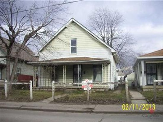 1539 S Belmont Ave, Indianapolis, IN 46221