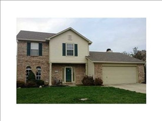 10611 Creekside Woods Dr, Indianapolis, IN 46239