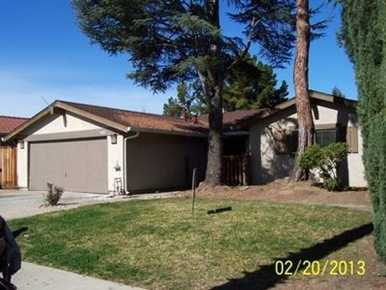 823 Coffey Ct, San Jose, CA 95123