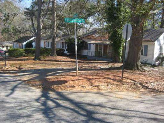 718 Pegg Rd SW, Atlanta, GA 30315