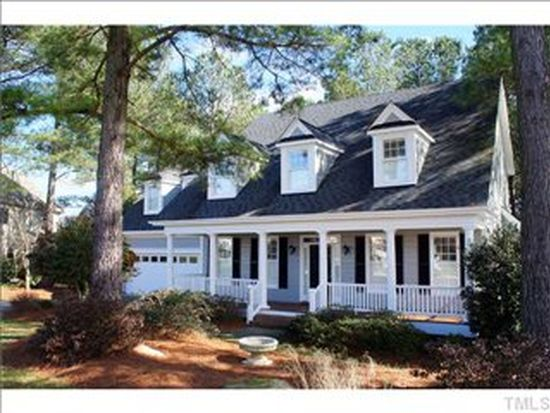 1205 Colonial Club Rd, Wake Forest, NC 27587
