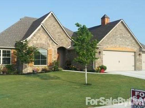 411 N Powderhorn Dr, Fayetteville, AR 72704