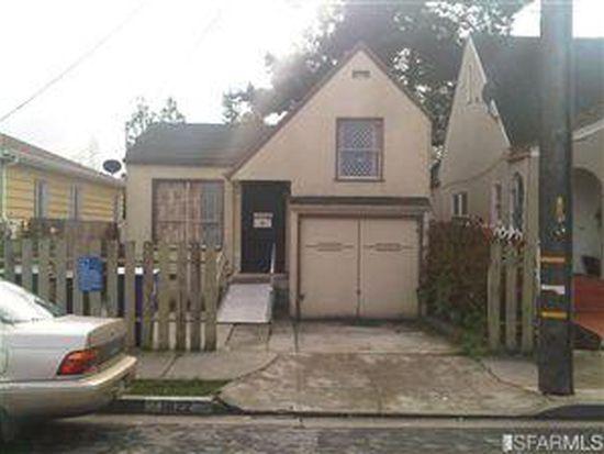 1822 Gaynor Ave, Richmond, CA 94801