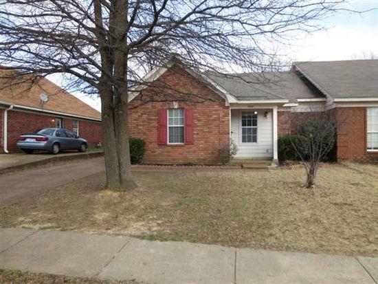 3918 Oak Branch Cir W, Memphis, TN 38135