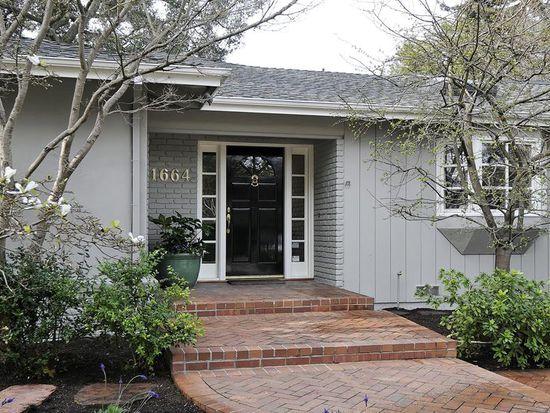 1664 Waverley St, Palo Alto, CA 94301