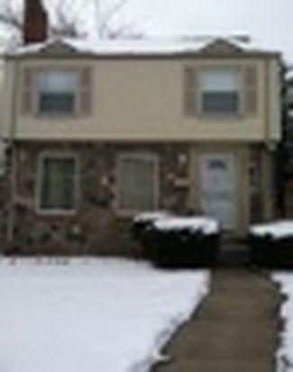 16863 Plainview Ave, Detroit, MI 48219