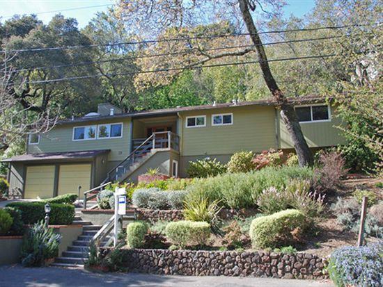 19 Wolfe Canyon Rd, Kentfield, CA 94904