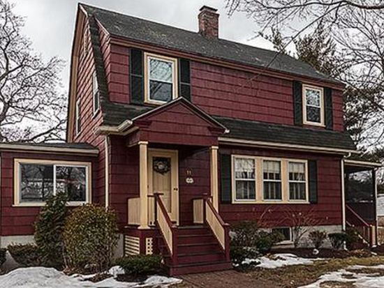 11 Vista Ave, Reading, MA 01867