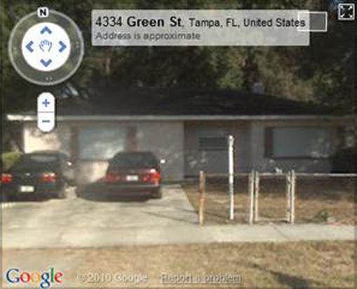 4307 W Green St, Tampa, FL 33607
