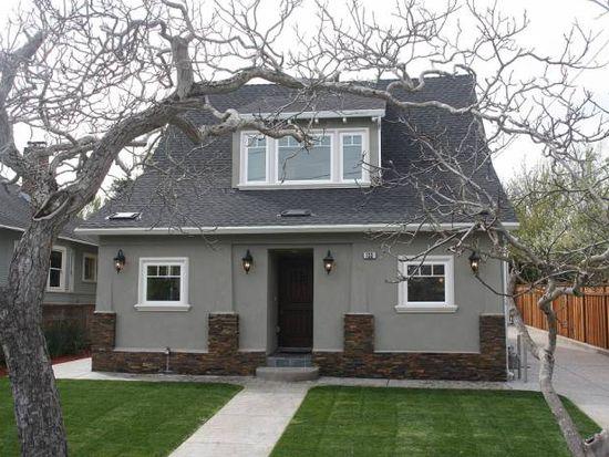 133 Clarendon Rd, Burlingame, CA 94010