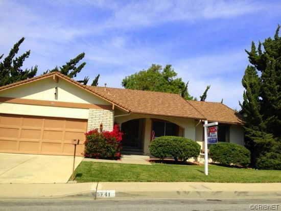 741 San Doval Pl, Thousand Oaks, CA 91360