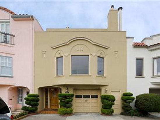 281 Avila St, San Francisco, CA 94123