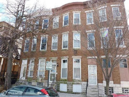 3 W 27th St, Baltimore, MD 21218