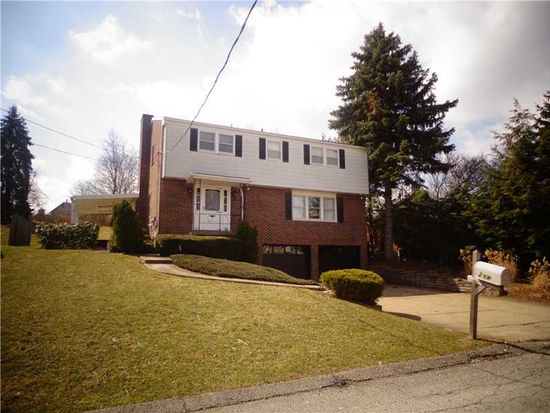 211 Rush Valley Rd, Monroeville, PA 15146