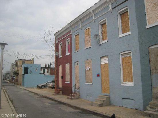 615 N Bradford St, Baltimore, MD 21205