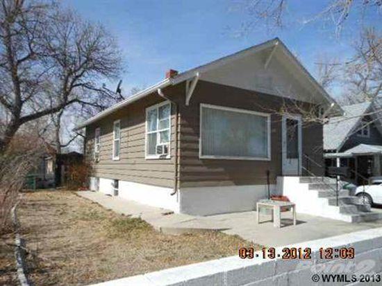 1210 S Cottonwood St, Casper, WY 82604