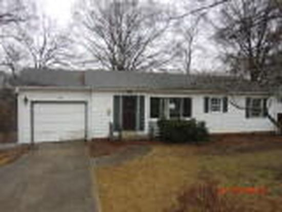 706 7th St, Spencer, NC 28159