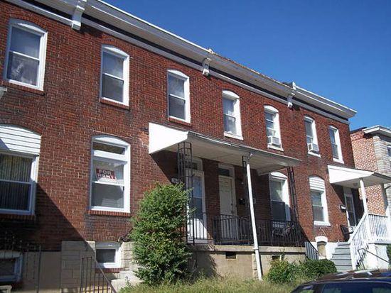 3020 Mathews St, Baltimore, MD 21218