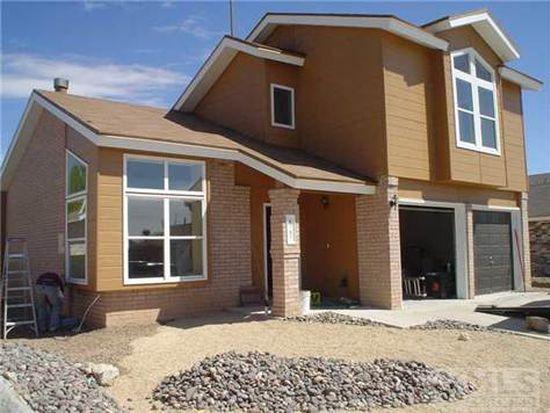4757 Loma Feliz Ct, El Paso, TX 79934