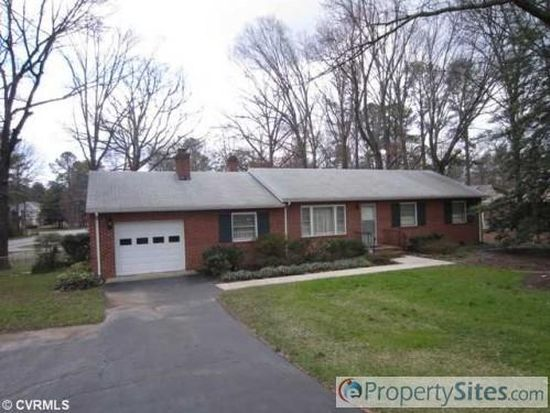 4201 E Prestonwood Ave, North Chesterfield, VA 23234