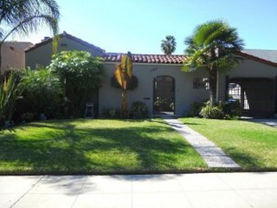 1145 S Stanley Ave, Los Angeles, CA 90019