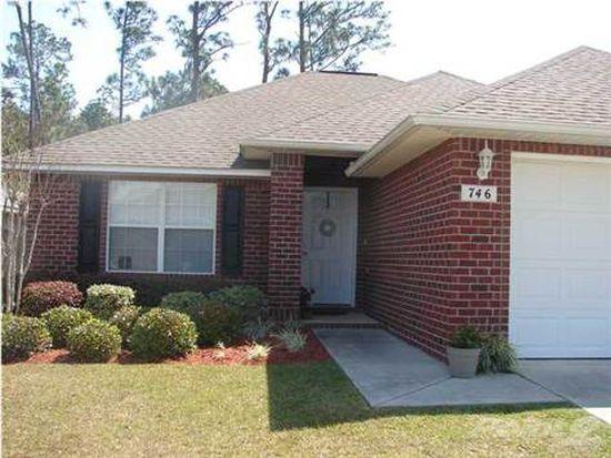 746 Mozingo Ln, Pensacola, FL 32514
