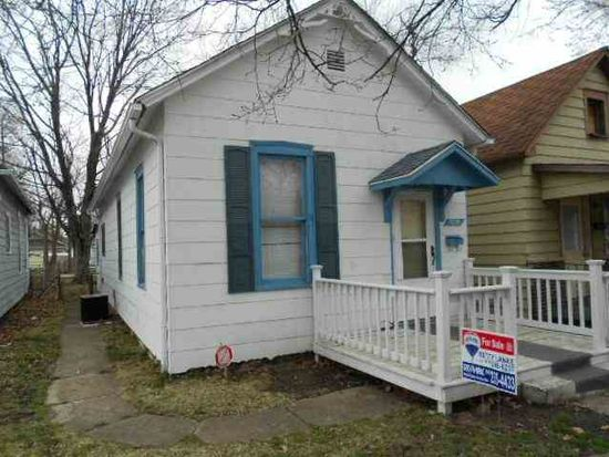 1538 3rd Ave, Terre Haute, IN 47807