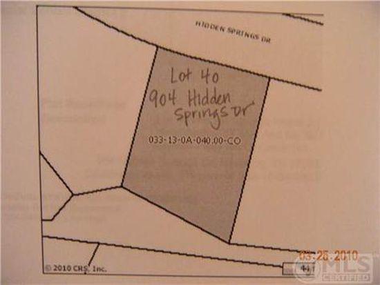 904 Hidden Springs Dr, Nashville, TN 37207