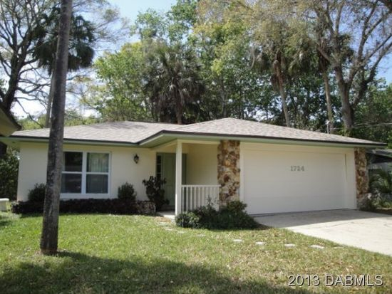 1724 Evergreen St, Ormond Beach, FL 32174