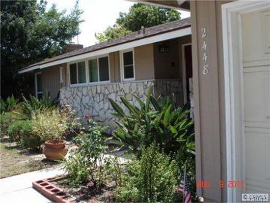 2448 E Paradise Rd, Anaheim, CA 92806