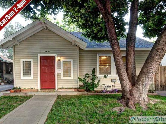 2603 16th St, Sacramento, CA 95818