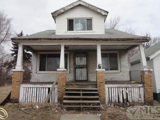 7391 Guthrie St, Detroit, MI 48213
