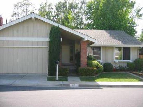 613 Nantucket Ct, Walnut Creek, CA 94598