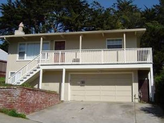 611 Miller Ave, Pacifica, CA 94044