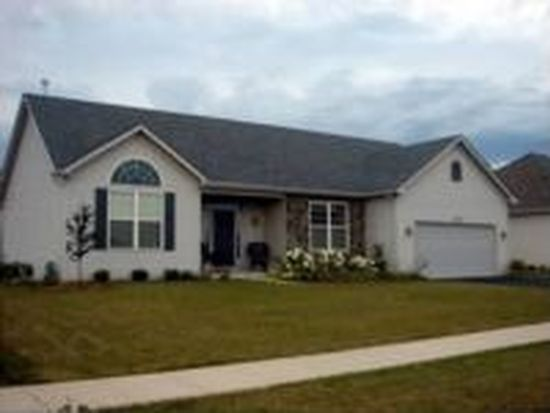 1997 Switchgrass Ln, Yorkville, IL 60560