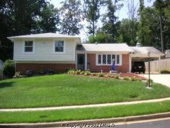 7905 Harwood Pl, Springfield, VA 22152