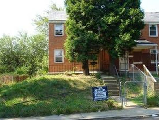 4800 Wilern Ave, Baltimore, MD 21215