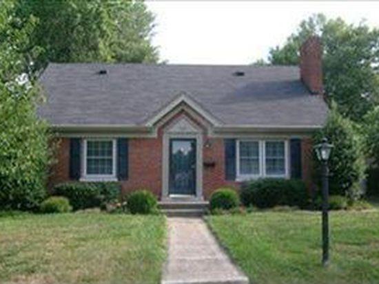 549 Hill N Dale Rd, Lexington, KY 40503