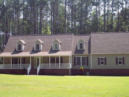 119 Quail Hollow Dr, Littleton, NC 27850