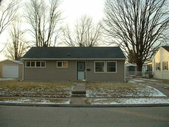 2717 Crystal St, Anderson, IN 46012