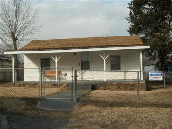 404 Minor St, Tahlequah, OK 74464