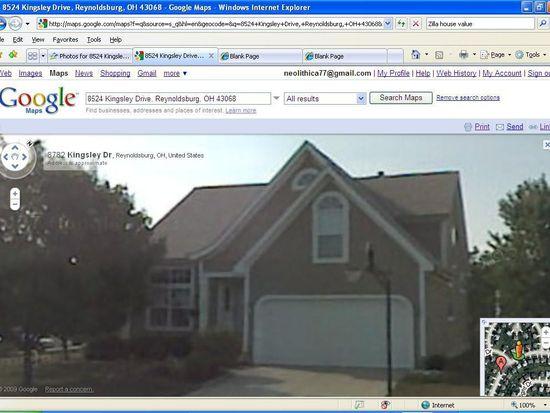 8524 Kingsley Dr, Reynoldsburg, OH 43068