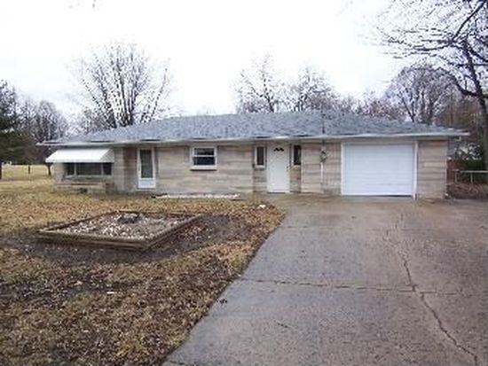 338 N 10th St, Middletown, IN 47356