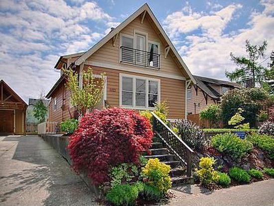 5023 SW Grayson St, Seattle, WA 98116