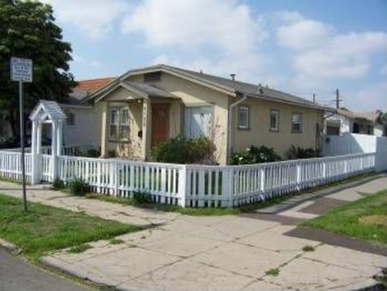4190 36th St, San Diego, CA 92104