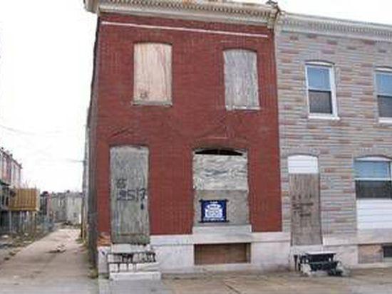 2517 E Federal St, Baltimore, MD 21213