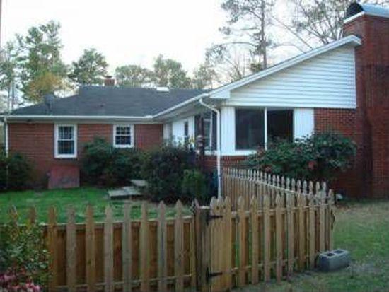 1808 Catawba St, Fayetteville, NC 28303